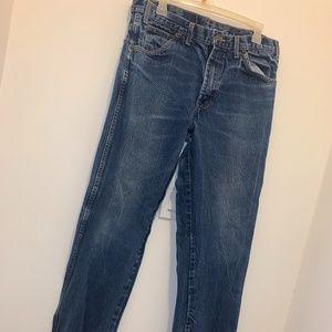 Medium Wash Men Jeans  34x32